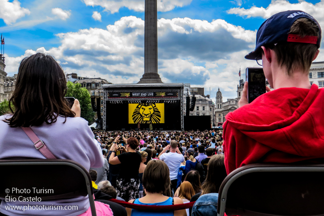 Trafalgar Square Events